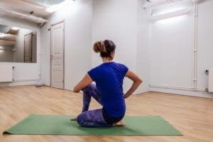 hormone balancing yoga PMS
