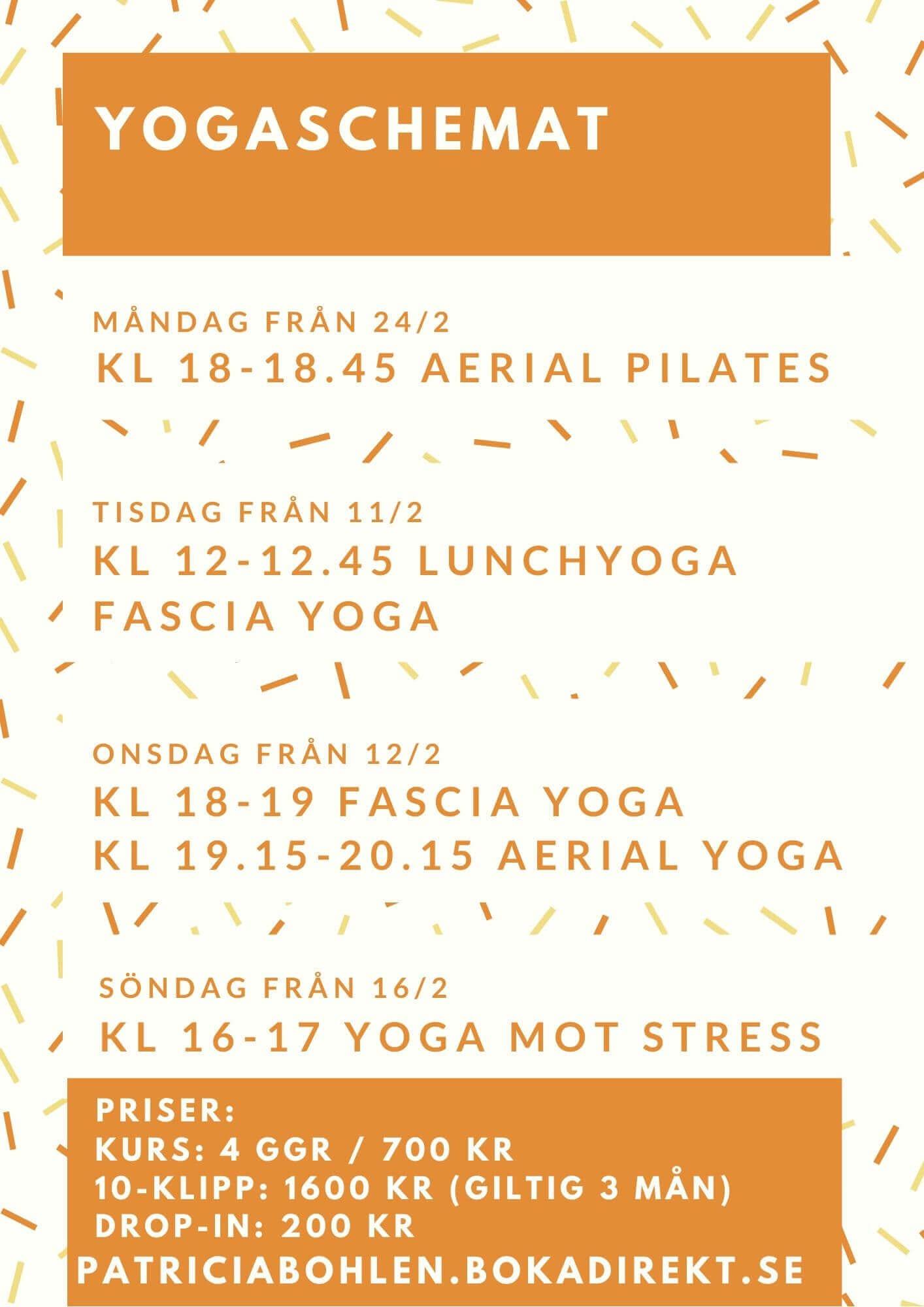 yogaschemat