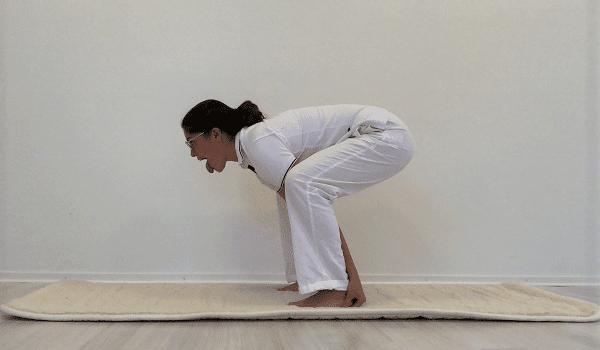 hormonyoga position