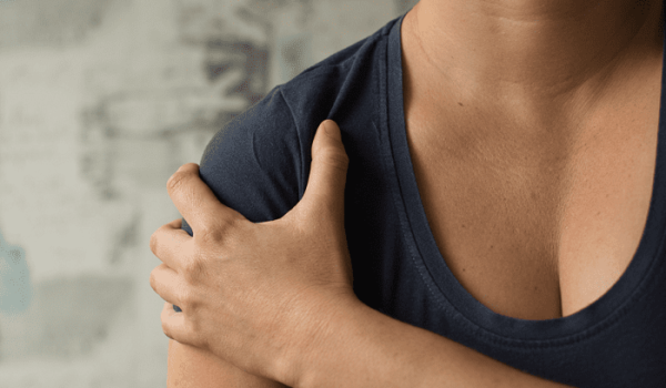 ont i axeln osteopati