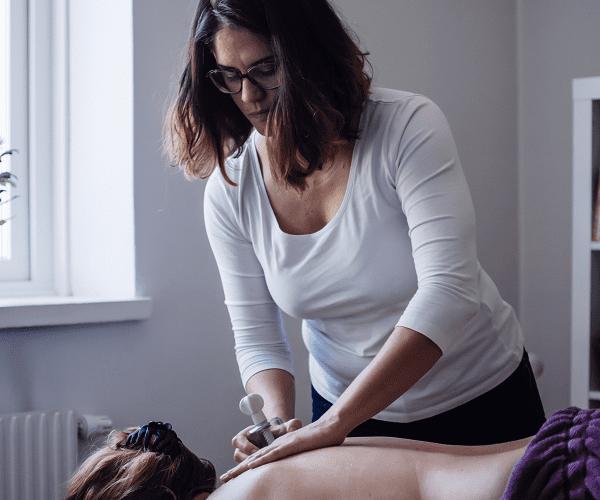 koppningsmassage djupgående massage