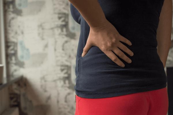 ont i ryggen osteopati